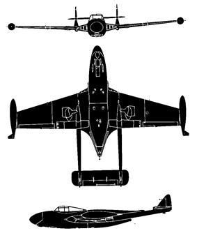 Sea Venom FAW.20.