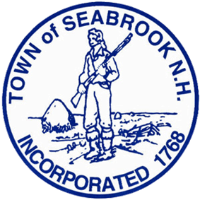 Official seal of Seabrook, New Hampshire