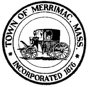 Official seal of Merrimac, Massachusetts