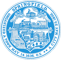 Official seal of Springfield, Massachusetts