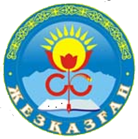 Official seal of Jezkazgan