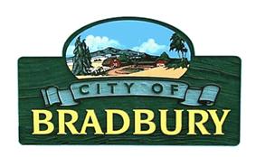 Official seal of Bradbury, California
