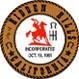 Official seal of Hidden Hills, California