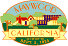 Official seal of Maywood, California