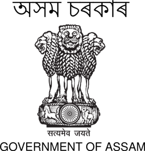 Official seal of Assam