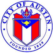 Official seal of Austin, Texas