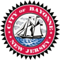 Official seal of Bayonne, New Jersey