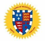 Official seal of Beaufort, North Carolina