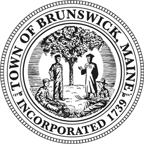 Official seal of Brunswick, Maine
