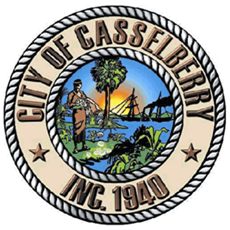 Official seal of City of Casselberry