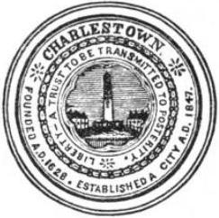 Official seal of Charlestown