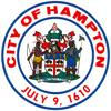 Official seal of Hampton, Virginia