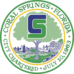 Official seal of Coral Springs, Florida