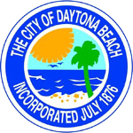 Official seal of Daytona Beach