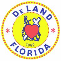 Official seal of DeLand