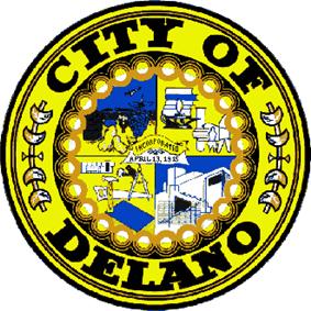 Official seal of Delano, California