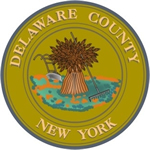 Seal of Delaware County, New York