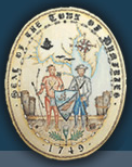 Official seal of Dumfries, Virginia