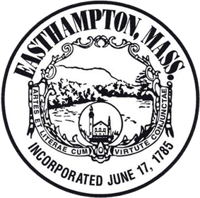 Official seal of Easthampton, Massachusetts