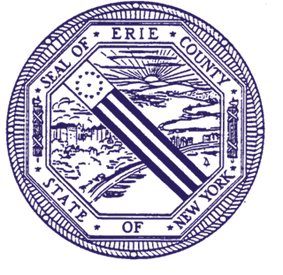 Seal of Erie County, New York