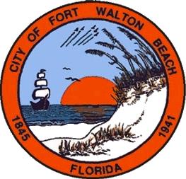 Official seal of Fort Walton Beach, Florida