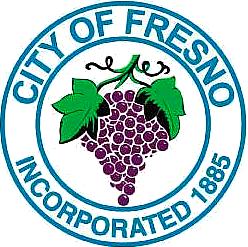 Official seal of Fresno, California