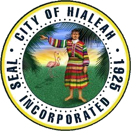 Official seal of Hialeah, Florida
