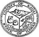 Seal of Kauai County, Hawaii