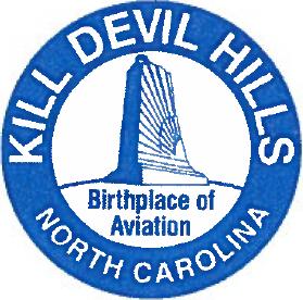 Official seal of Kill Devil Hills, North Carolina