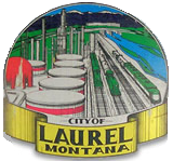 Official seal of Laurel