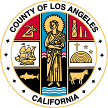 Seal of the County of Los Angeles, California, 1957– 2004
