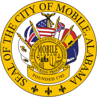 Official seal of Mobile