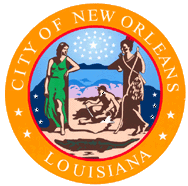 Official seal of New Orleans, Louisiana
