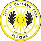 Official seal of Oakland Park, Florida