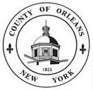 Seal of Orleans County, New York