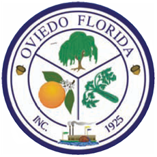 Official seal of Oviedo, Florida