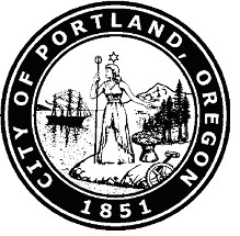 Official seal of Portland, Oregon