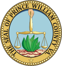 Seal of Prince William County, Virginia