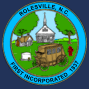 Official seal of Rolesville, North Carolina