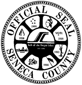 Seal of Seneca County, New York