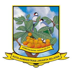 Official seal of City of South Jakarta