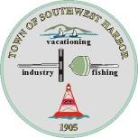 Official seal of Southwest Harbor, Maine