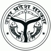 Official seal of Government of Uttar Pradesh