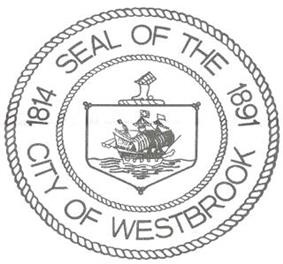 Official seal of Westbrook, Maine
