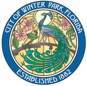 Official seal of Winter Park, Florida