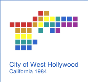Official seal of West Hollywood, California