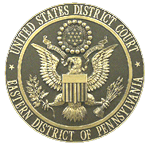 Seal of the United States District Court for the Eastern District of Pennsylvania