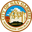 Official seal of San Gabriel, California