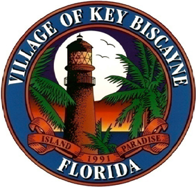Official seal of Village of Key Biscayne