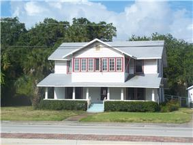 Old Town Sebastian Historic District, East